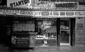 Rodriguez grocery, Stanton St.