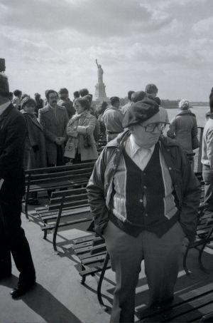 Staten Island Ferry - Liberty