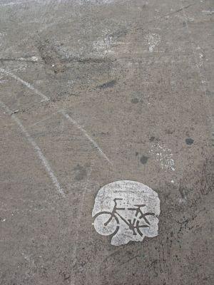 Bike skull