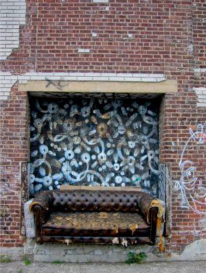 sofa nook