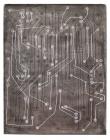 circuitboard painting-random access