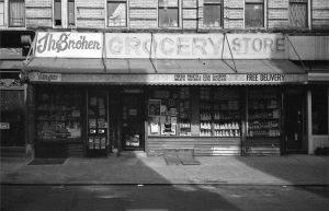 The Bro'her grocery, Stanton St